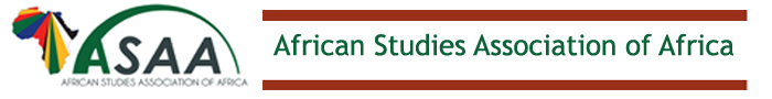 African Studies Association of Africa - ASAA